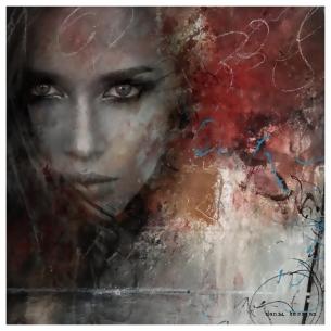 Colourful Series - Digital collage by Danii Kessjan