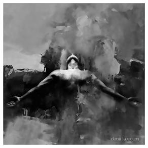 Contrast Series - Digital collages by danii kessjan