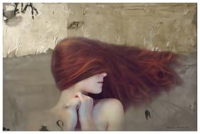 Delusion Series - Digital collage by Danii Kessjan