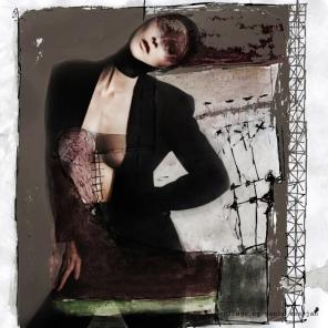 Impact Series - Digital collage by Danii Kessjan